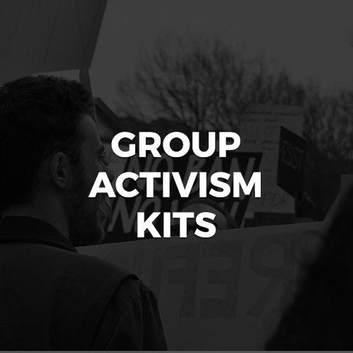 GroupNetwork_SubPagePhotosActivism Kits