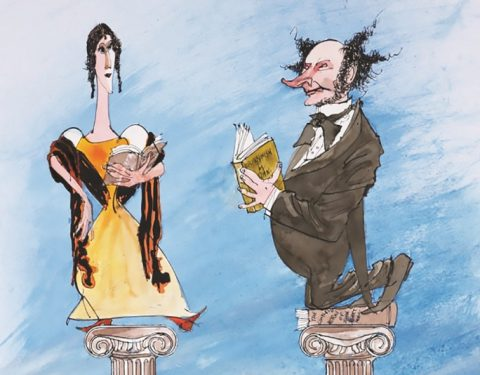 Harriet Taylor Mill e John Stuart Mill
